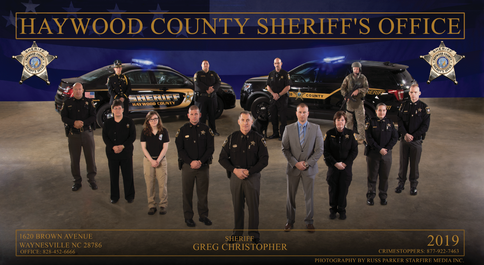 Haywood County Sheriff's Office